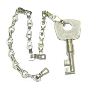 Amano Station Key No.5 - Use for PR600 Watchman Clock