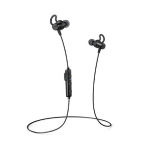 Anker SoundBuds Surge Wireless Bluetooth Earphones Black