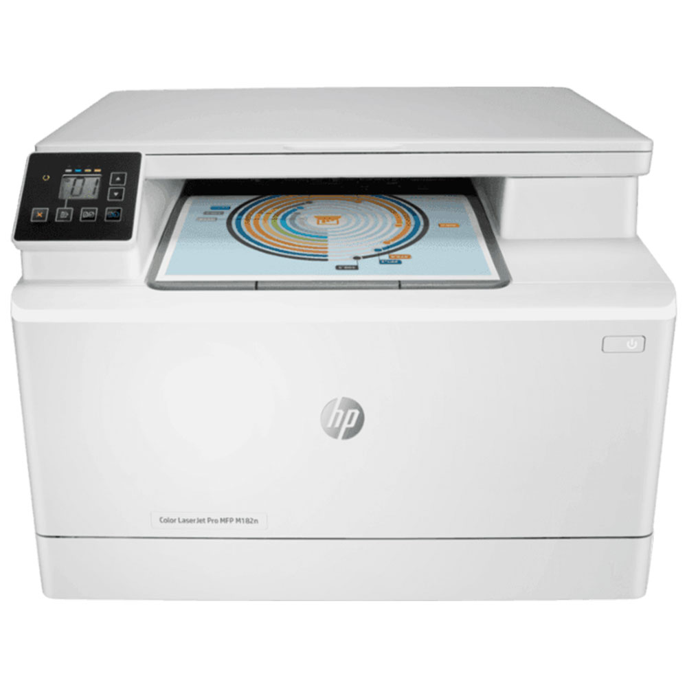 HP Color LaserJet Pro MFP M182n (HP7KW54A)