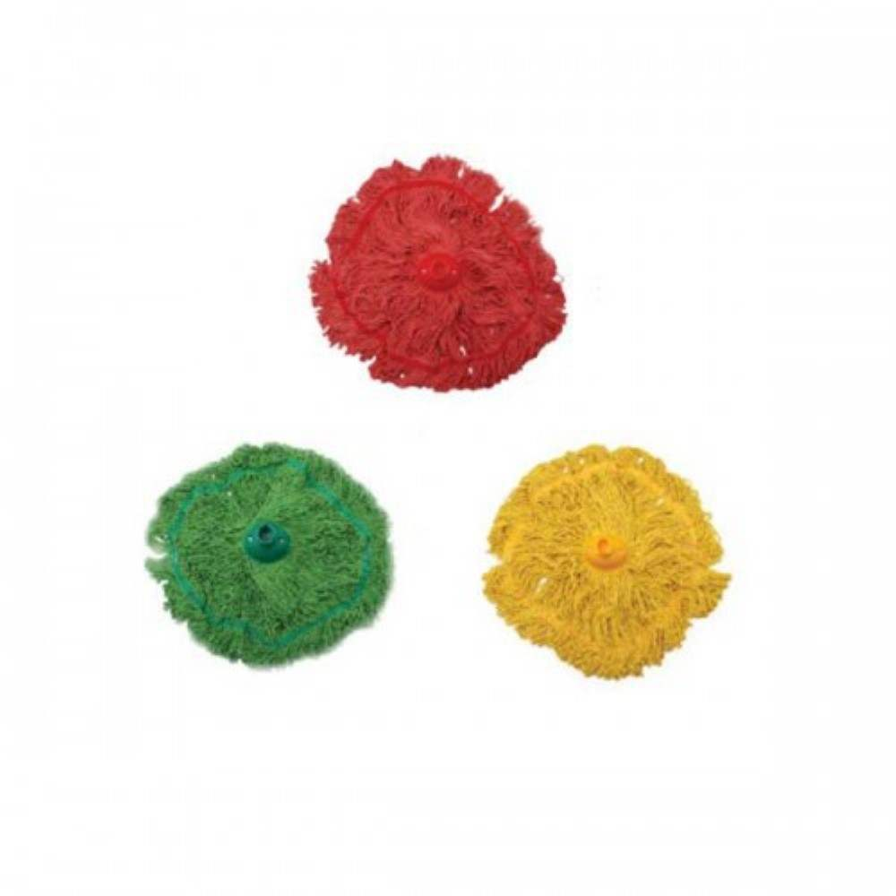 Full Colour Blended Circular Mop - FCCM-804