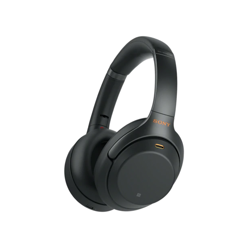 Sony Wireless Headphones WH-1000XM4 / WH1000XM4 / XM4 Noise Cancelling Wearing Detection Touch Control Up to 30 Hours Battery Voice Assistant Compatible