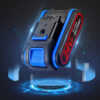 12V Double Speed Cordless Drill with 1 Battery - Original HABO 24VF Handheld Drill - FREE Drill Storage Box, FREE Drill Bits