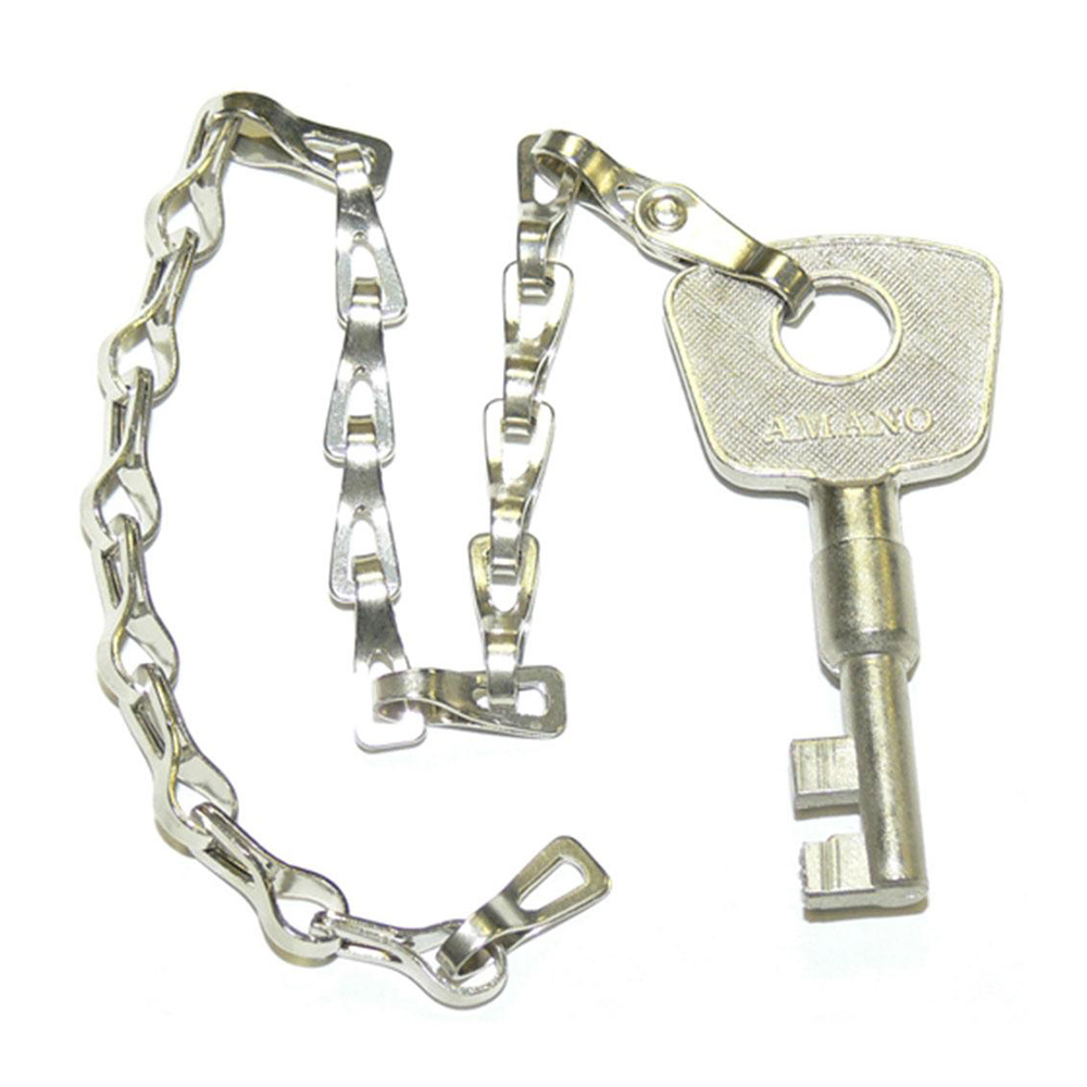 Amano Station Key No.9 - Use for PR600 Watchman Clock